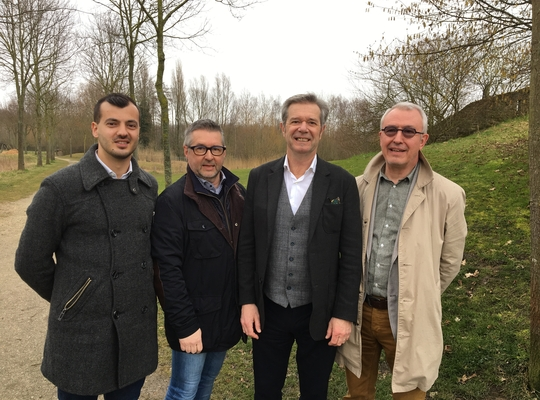 N-VA Kuurne stelt 3 nieuwe kandidaten voor