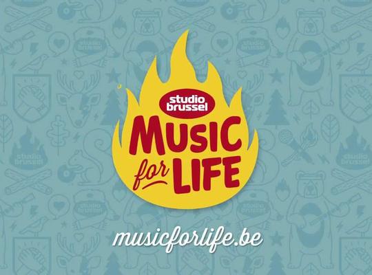 Logo Music for life