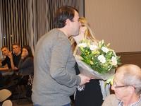 Bloemen voor Charlotte